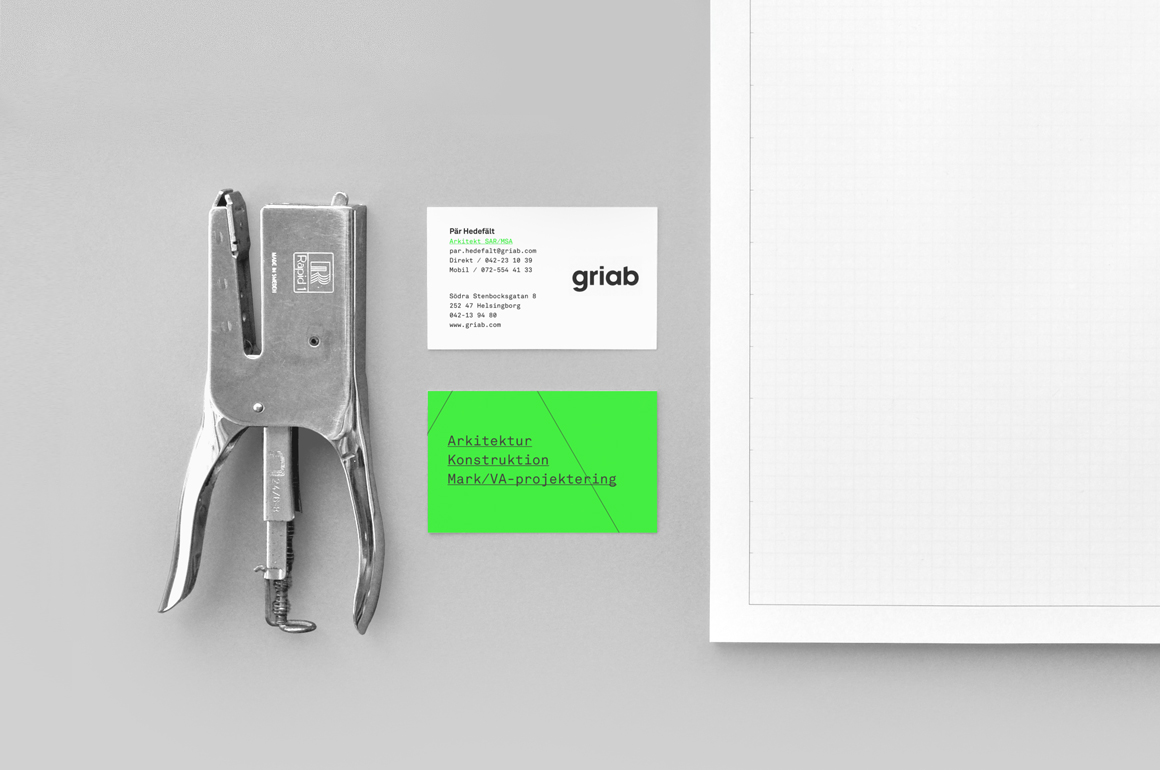 Griab architects kollor for Architecture and engineering firms