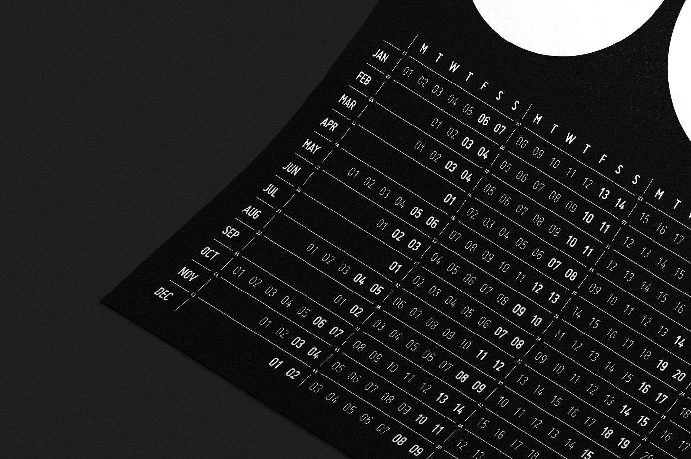 Kollor - 2018 Calendar