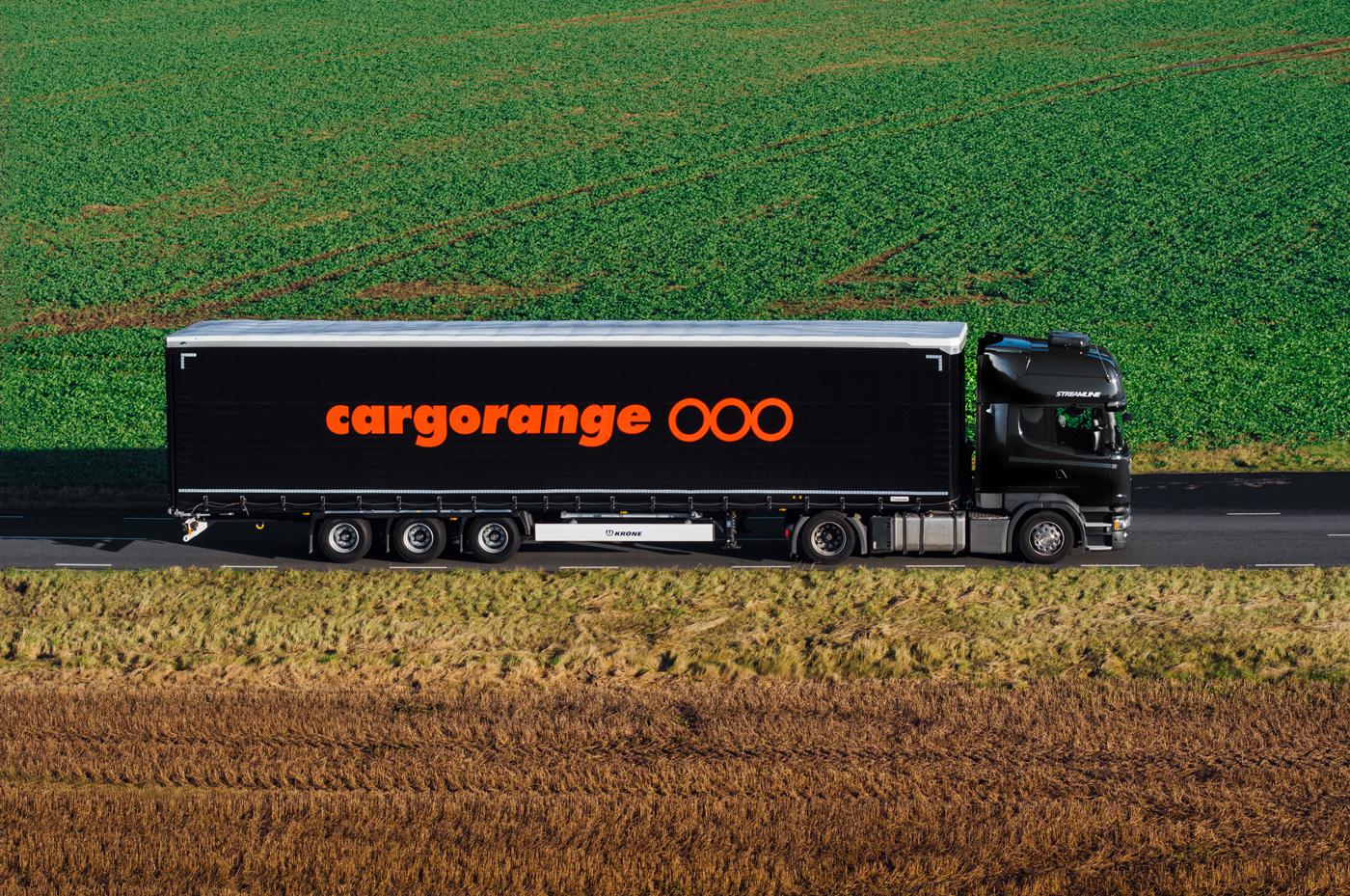 Kollor - Cargorange